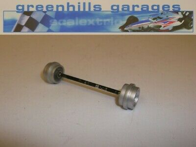 Greenhills Scalextric Dallara Indy Front Axle & Wheels Used – P3163