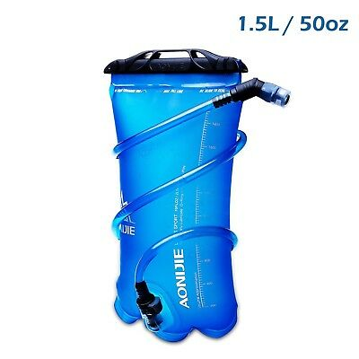 Triwonder 1.5-2-3L BPA Free Hydration Bladder Water Reservoir for Bicycling H...