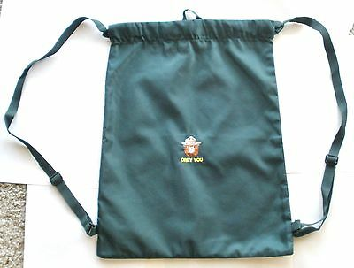 """Smokey Bear Bag/Backpack   New   """"Only You......"""""""