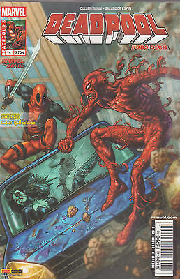 DEADPOOL HORS SERIE N° 4 Marvel Panini Comics