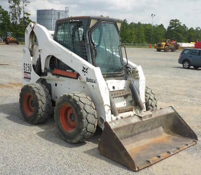 2005 Bobcat S250 Skid Steer Loader w/ Cab. Coming In Soon!