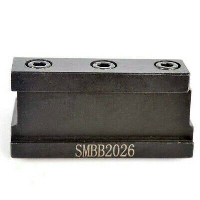 SMBB2026 Grooving Cut-Off Cutter tool holder for SPB26 20mm grooving broad