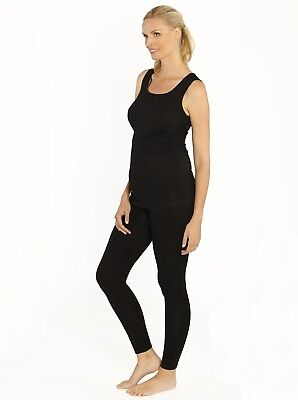 Tummy Tight Leggings and Nursing Tank Active Wear Set