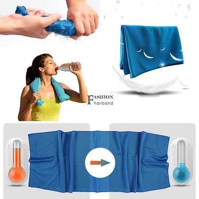 Fitness Dry Cooling Sports Towel For Gym Best Workout face Iced Sweat Towels xx