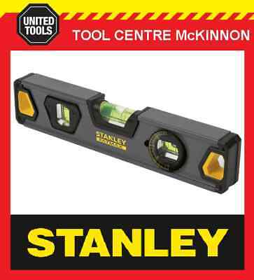STANLEY FATMAX 230mm PRO BOX MAGNETIC TORPEDO LEVEL