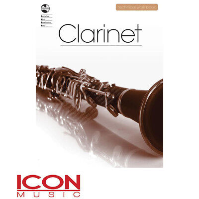 AMEB Clarinet Technical Work Book