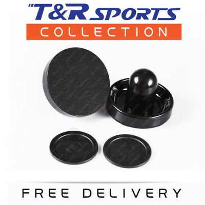 Air Hockey Felt Pusher & Puck Set Include 2 Strikers & 2 Pucks Free Delivery Au