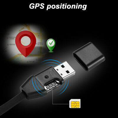 Hidden GSM SIM Spy Audio Listening Bug USB 2.0 A To Micro USB Charge Data Cable