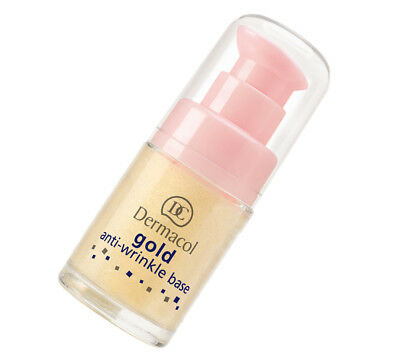 DERMACOL GOLD ANTI WRINKLE BASE VERJÜNGERNDE MAKE UP BASIS 15 ml