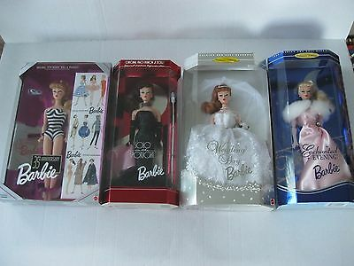Mattel BARBIE ENCHANTED EVE-SOLO IN SPOTLIGHT-WEDDING DAY-35TH ANNIVERSARY-NEW