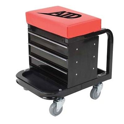 ATD Heavy Duty Toolbox Creeper Seat 450 lb Capacity 81047