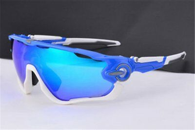 2017 Brand New 5 Pair Lens Polarized UV 400 Cycling Sunglasses Bicycle Glasses
