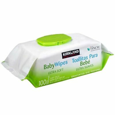 Kirkland Signature Unscented Baby Wipes (SAME DAY DISPATCH & FREE DELIVERY)