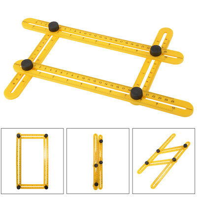 Angleizer Template Tool Multi-Angle Ruler Tile Floor Measuring Instrument BI755