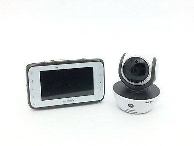 Motorola MBP854CONNECT Digital Video Baby Monitor with WiFi Internet Viewing