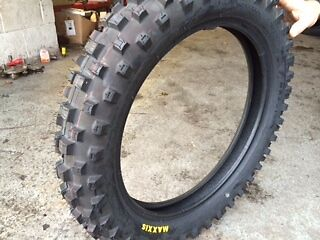 1x Maxxis Maxx Enduro Pro 120/90-18 65R New Rear tyre E Marked FIM Approved