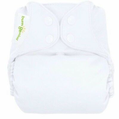 bumgenius 5.0 with inserts (white)