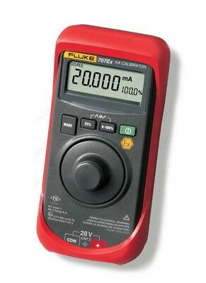 Fluke 707Ex Intrinsically Safe mA Calibrator