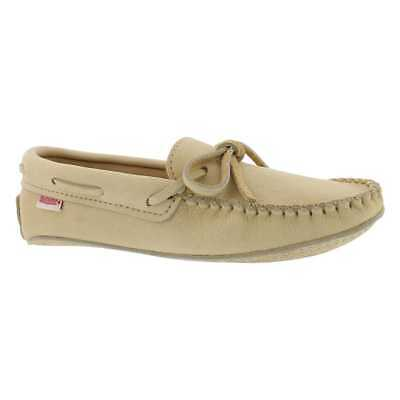 SoftMoc Men's Double Sole Caribou Moccasin