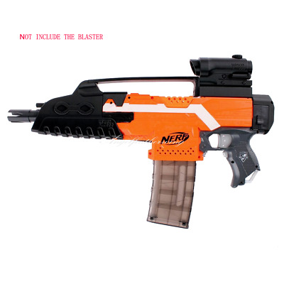 Worker Mod F10555 3D Printed XM8 Kits Combo 10 Items for Nerf Stryfe Modify Toy