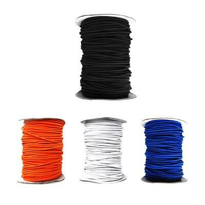 4mm Bungee Cord Marine Grade Heavy Duty Shock Cord Rope Tie Down Stretch String