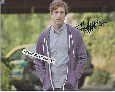 """Thomas Middleditch In Person Signed 8X10 Color Photo 1 """"proof"""""""