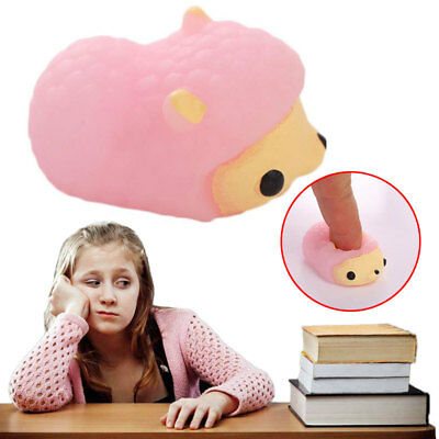 Soft Lovely Cute Squishy Anti-Stress Reliever Squeeze Toy Sheep Children Gift