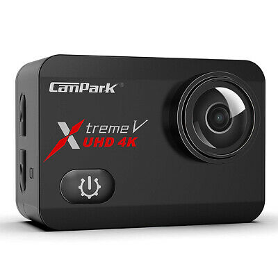 Campark X30 4K 60fps Action Camera 20MP EIS Touching WiFi Waterproof Camera 40m