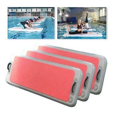 Inflatable Floating Yoga Mat Air Tumbling Track For Gymnastics SUP Paddle Boards