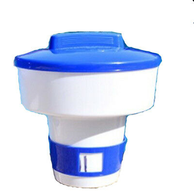 """Swimming Pool Spa Floating Chemical Dispenser for 1"""" or 3"""" Chlorine Tablet NEW"""