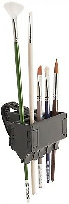 Brush Grip Holder Painting Art Drawing Rotates For Ideal positioning Brand New