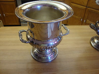 Vintage Essay Benedict Proctor Silverplate Wine Or Champagne Cooler