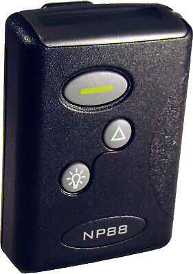 Unication NP 88 Numeric POCSAG Pager 163-174 Mhz,