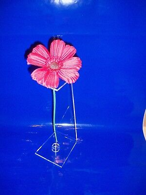 Tower Of London Poppy Stand Poppy Display Stand Clear Acrylic