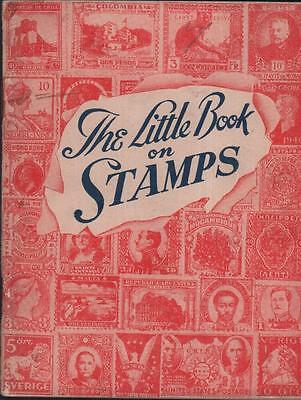 1960s ? booklet Little Book on Stamps SHM learners beginners philately collector