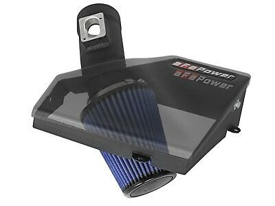 aFe Power Stage 2 Air Intake System w// Pro Dry 11-14 Mini Cooper S 1.6L L4 Turbo