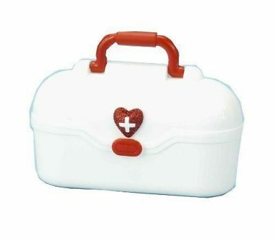 Sexy Hospital Honey Nurse Bag Costume Accessory Red White Cross Womens Doctor