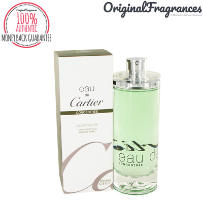 1ac47ab8926 EAU DE CARTIER Cologne 3.3   6.7   3.4   6.8 oz FOR MEN Concentree ...