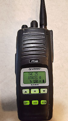 M/A COM - Harris P7300 Portable Radio 7/800MHz **P25 TRUNKING** EDACS *SALE*