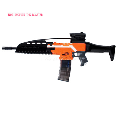 Worker Mod F10555 3D Printed Long XM8 Kits Combo 10 Items for Nerf Stryfe Toy