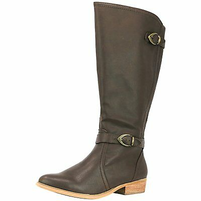 Bare Traps Women's Tommy Knee-High Equestrian Boot