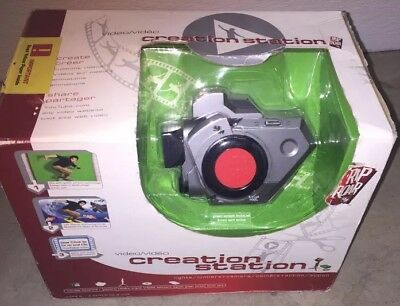 RipRoar Video Creation Station - Lights | Camera | Action - NEW IN BOX
