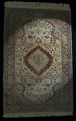 Antik Orient-Teppich Anatolien Wolle 217x142cm  rug tapis tappeto alfombra