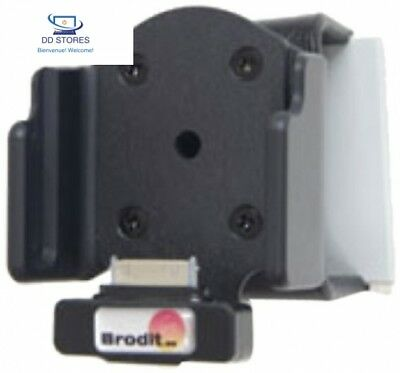 Brodit 516165 Support Passif pour iPhone 4/4S Noir