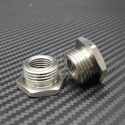 Made Of Steel Bung Plug Cap Fitting M12 12mm x 1.25mm