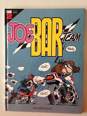 Joe Bar Team Tome 2 // Ed. Vent D'ouest 1993