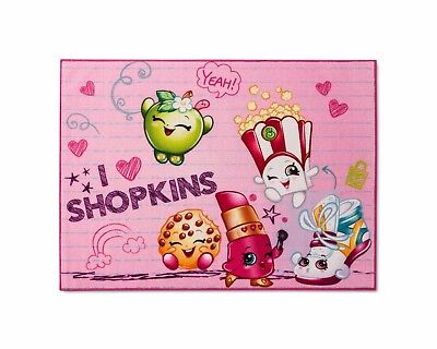 "Shopkins Pink Accent Rug (3'4""x4'6"")"