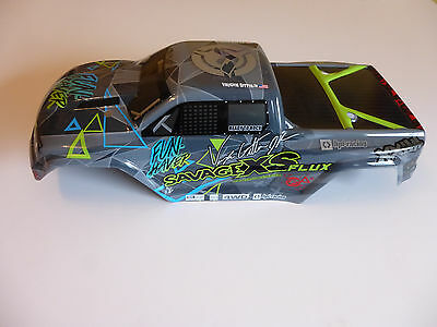 HPI Savage XS Karosse GT-2XS painted Body (Vaughn Gittin JR), #H115523, NEU