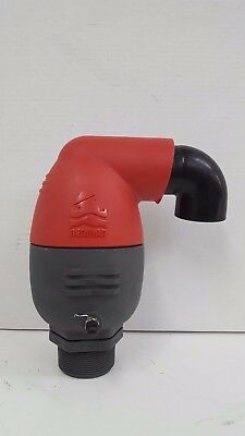 "New, Bermad, DN50, 2"" Combination Air & Vacuum Release Valve, Free Shipping"