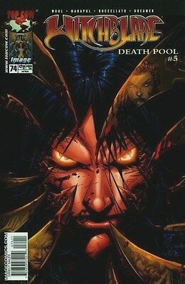 Witchblade # 74